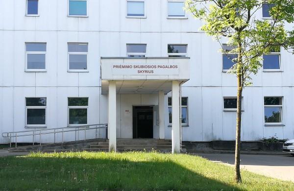 Covid protrūkis Jonavos ligoninėje - procedūros bei lankymai atšaukiami