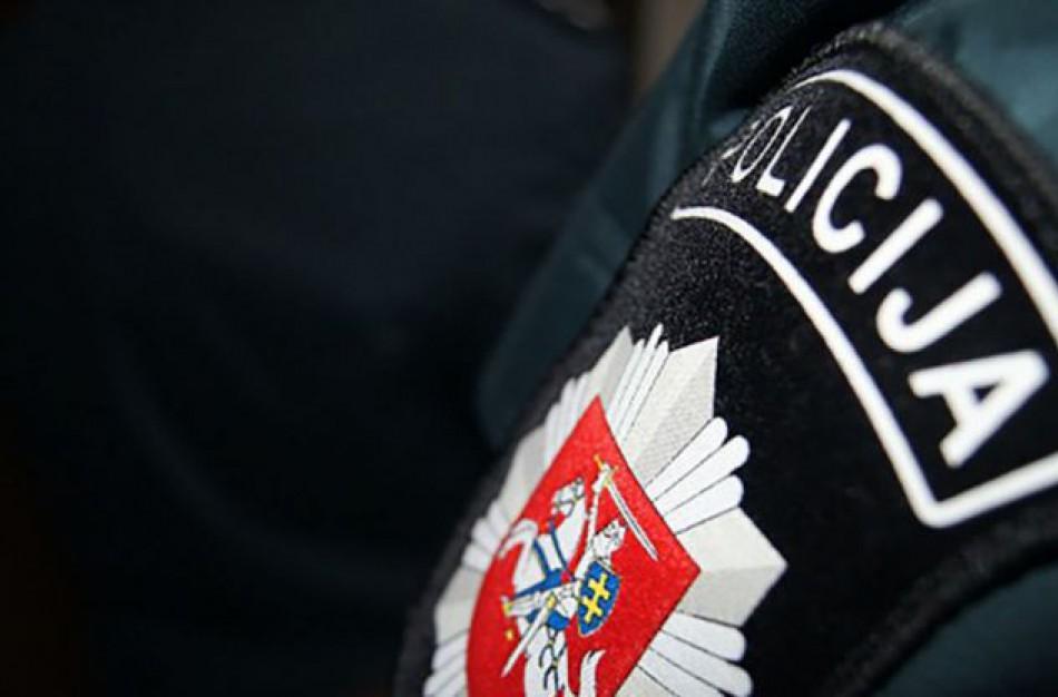 Jonavos rajone - dar viena vagystė: padaryta kelių šimtų eurų žala