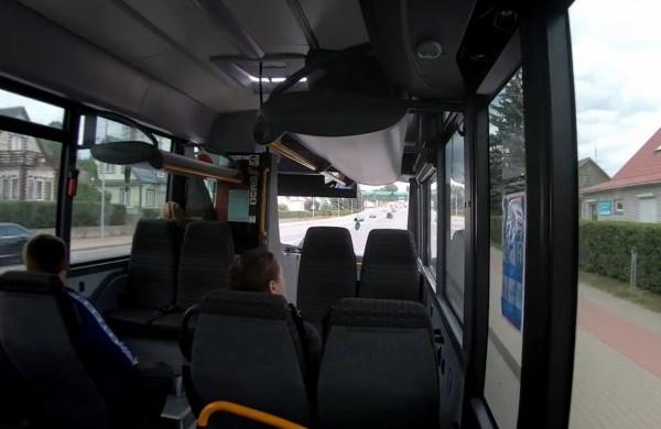 Autobusų maršrutų pokyčiai dėl visuotinio karantino