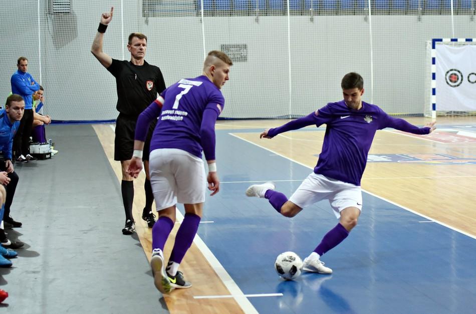 Futsal A lyga vyks trijuose burbuluose, vienas jų – Jonavos arena