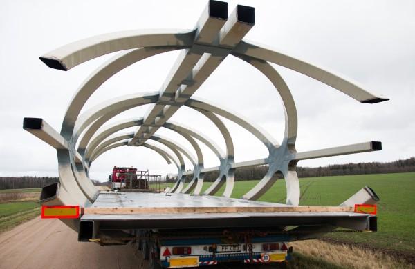 Tilto konstrukcijos Jonavą pasieks vėliau nei tikėtasi