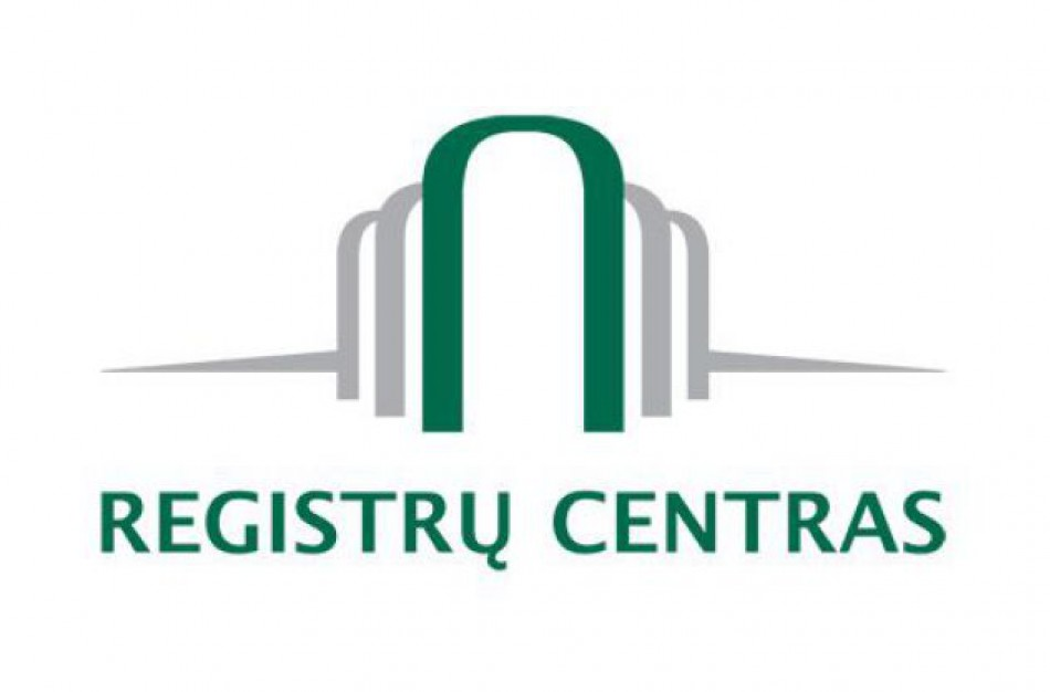 Registrų centro e. paslaugų naudojimas šiemet išaugo 1,5 karto