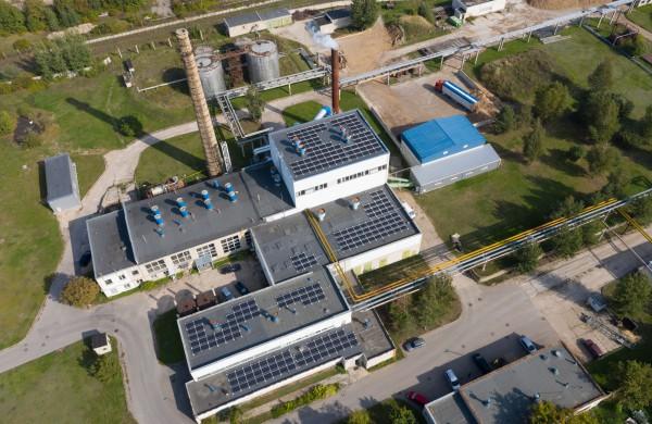 Saulės energijos panaudojimas - žingsnis į ateitį