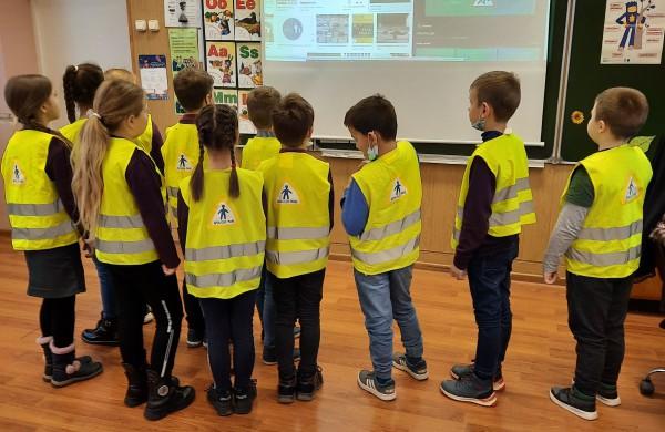 Virtualios saugaus eismo pamokėlės