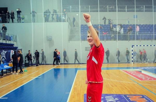 Futbolininkas B. Spietinis: Atstovauti savo šaliai, miestui ir šeimai – didelė garbė