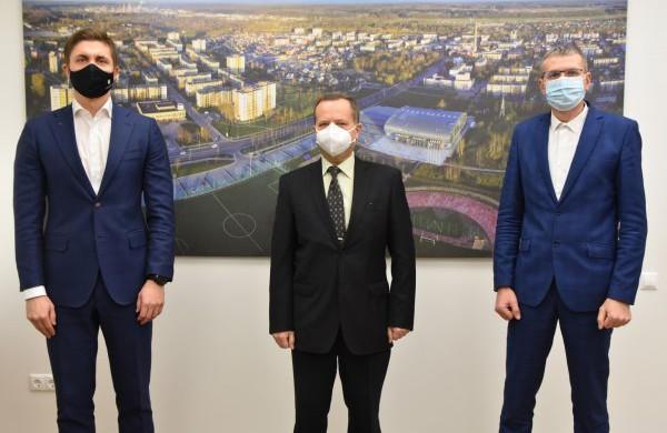 Jonavos GMP stotis turi naują vadovą