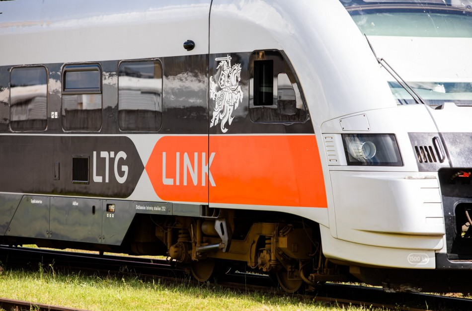 Nauja keleivių vežimo bendrovė pristato atnaujintą traukinių tvarkaraštį