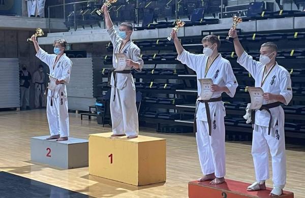 Nikita Mitiulin tapo Lietuvos čempionu
