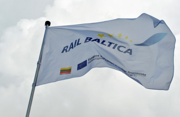 """Skirtas papildomas ES finansavimas tolimesniam """"Rail Baltica"""" projekto vystymui"""