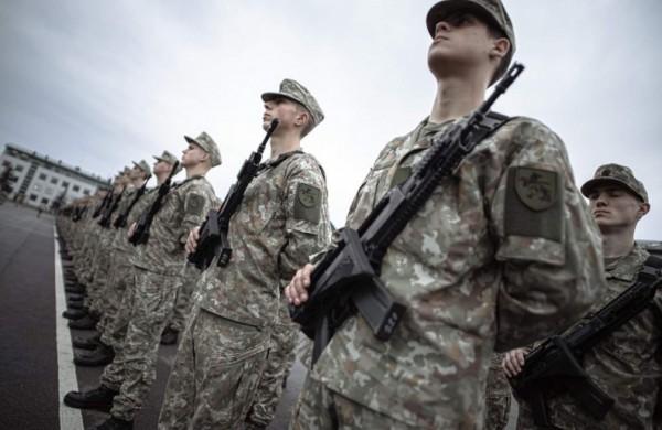 Platinami netikri šaukimai į Lietuvos kariuomenę