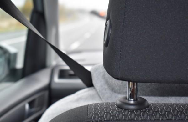 Užsegtas saugos diržas gali išgelbėti gyvybę