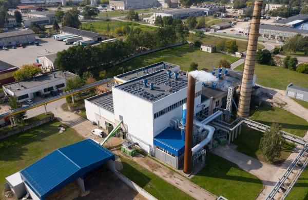 Jonavos šilumos tinklai už 8,5 mln. eurų statys kogeneracinę elektrinę