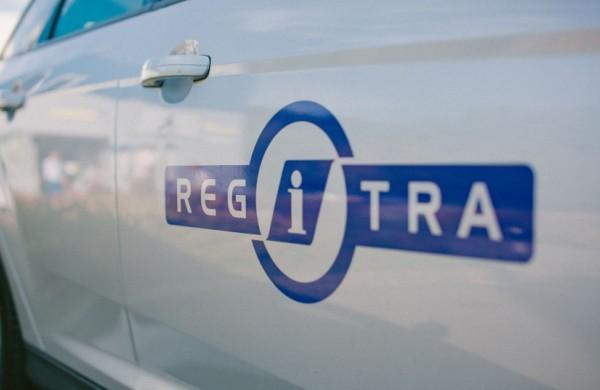 """""""Regitros"""" paslaugų teikimas nuo gruodžio 16 d."""