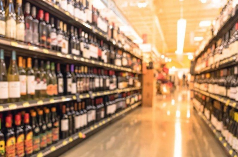 Alkoholio ir tabako pardavimas pandemijos metu