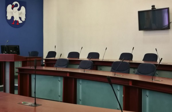 Aštuonioliktasis rajono savivaldybės tarybos posėdis