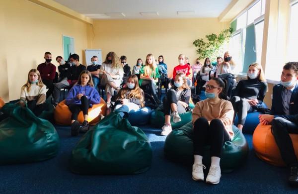 Atvirasis jaunimo centras: Žvilgsnis į praėjusius metus