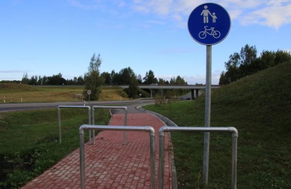 Paskelbta pėsčiųjų ir dviratininkų naujų takų įrengimo gyvenvietėse prioritetinė eilė, kurioje minimas ir Jonavos rajonas