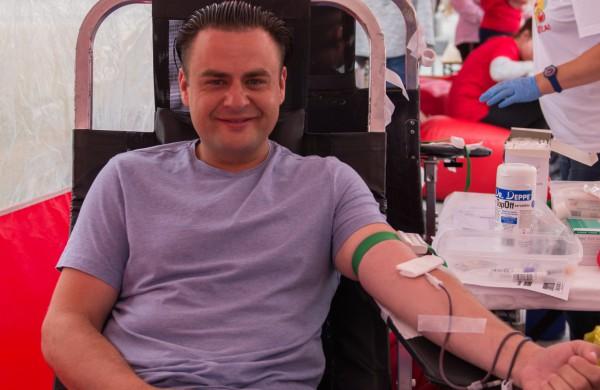 Kraujo donorų organizatorė R.Vanagienė: Jonava – gražus gerumo pavyzdys