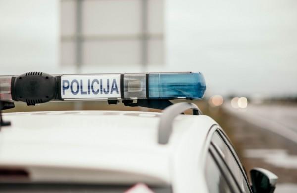 Policija keičia taktiką vykdant asmenų judėjimo kontrolę tarp savivaldybių