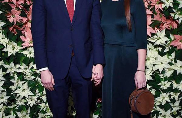 Jonavos meras M. Sinkevičius su žmona susilaukė dukros