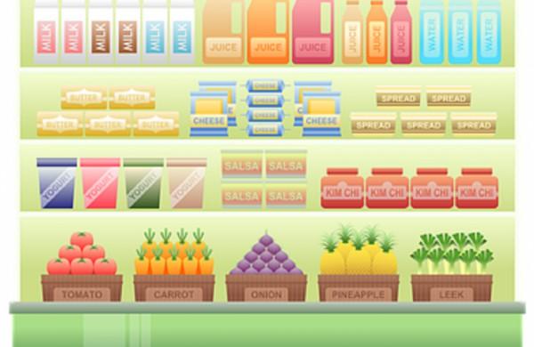 Daugiau būtiniausių maisto produktų atpigo negu pabrango