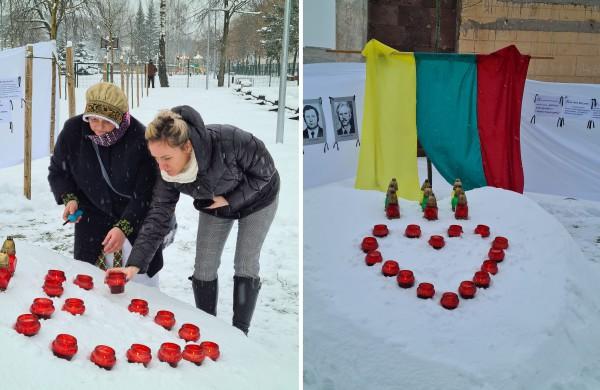 Ruklos seniūnija: Kokia didi tada buvo lietuvių vienybė...
