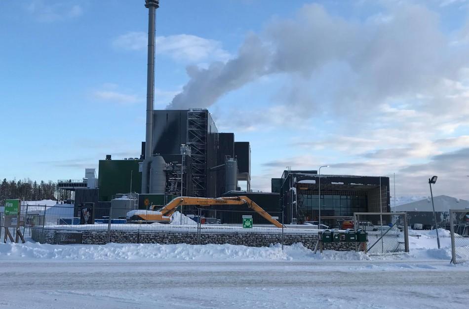 """""""Iremo"""" inžinieriai įgyvendina projektą Suomijoje"""