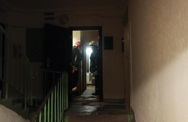 Gelbėjimo tarnybų sujudimas Rukloje: gelbėtas vyriškis