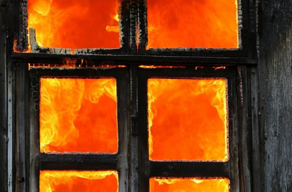 Sudėtingomis oro sąlygomis, kol atvyks ugniagesiai, kilę gaisrai gali išplisti
