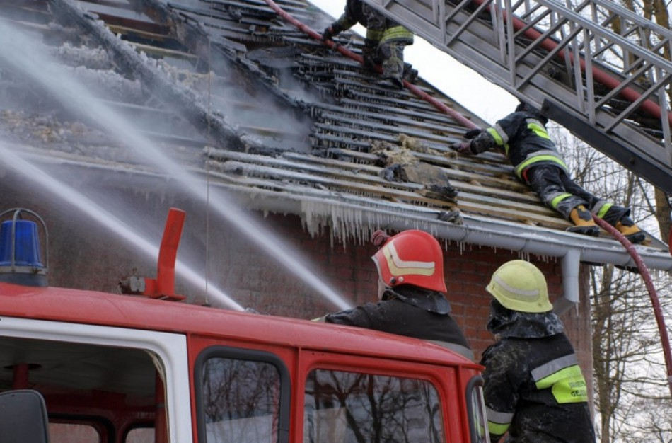 Jonavos PGT: gaisrų būta mažiau, bet jie – skausmingesni