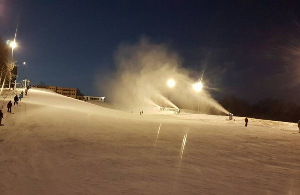 Redakciją užklupo klausimų lavina: ar bus atidarytas Jonavos slidinėjimo trasa?
