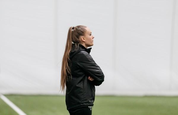 Tarp Lietuvos futbolo apdovanojimų nominantų - ir jonavietė K. Kulbytė: kviečiame palaikyti balsuojant