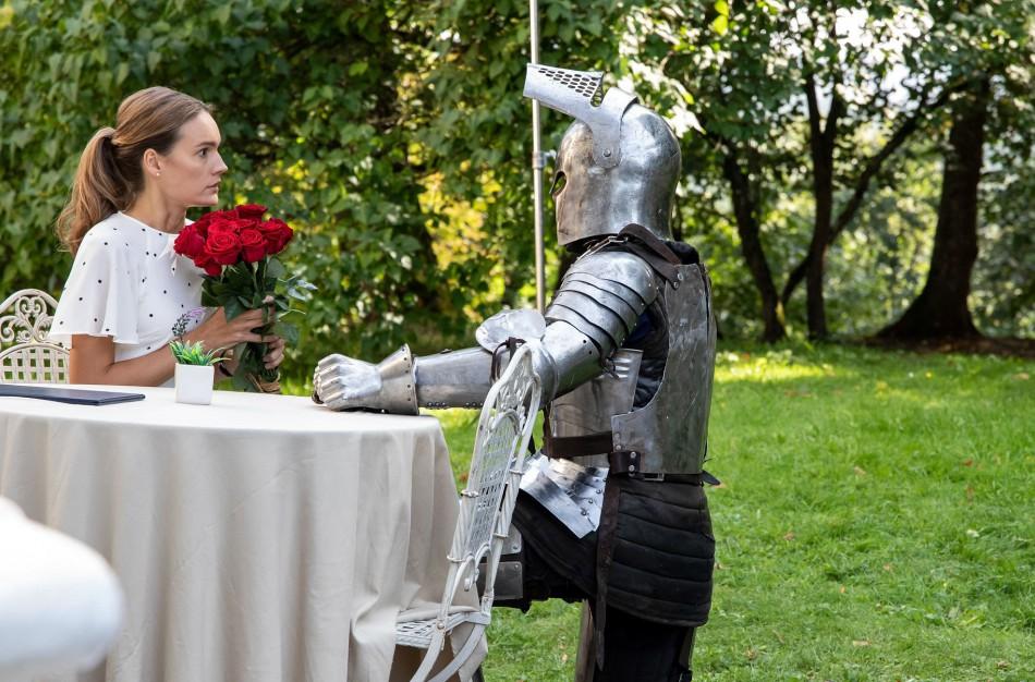Artėjant Valentino dienai – virtualus kino kelialapis pasimatymams namuose
