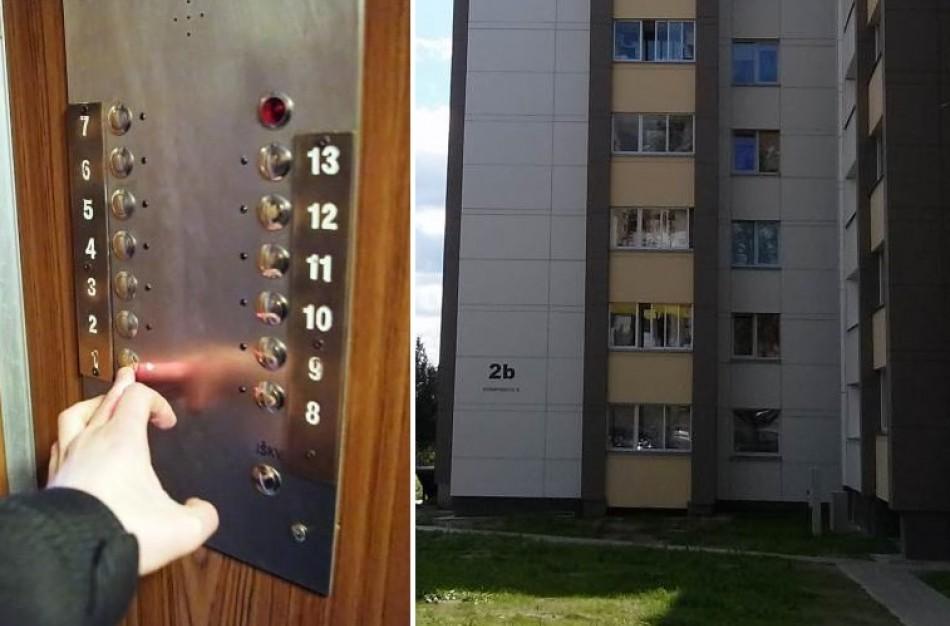 """Gyventojas apie neveikiantį liftą: """"Na pagailėkit jų, darykit ką nors..."""""""