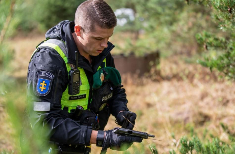 Netinkami naudoti ginklai ir signaliniai ginklai iki 2021 m. rugsėjo 14 d. gali būti legalizuojami