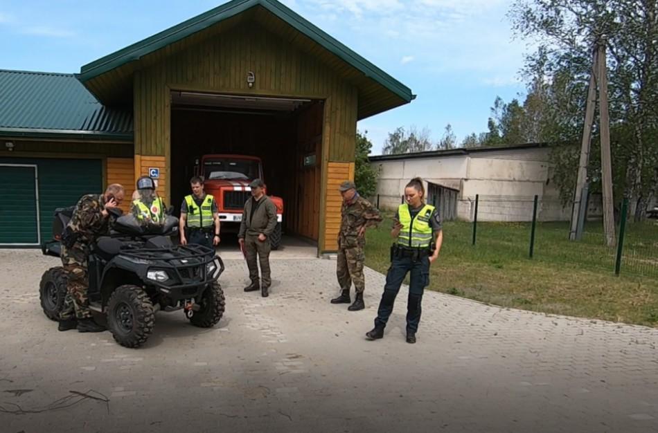 """L. Jonauskas: """"Didesnės baudos ir transporto priemonių konfiskavimas leis pažaboti keturračius miškų niokotojus"""""""