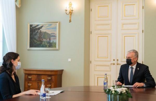 Prezidentas: Šaliai išeinant iš karantino būtina nedelsiant priimti sprendimus dėl nedarbo grėsmių