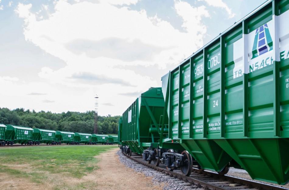 """""""Transachema"""" planuoja 9,1 mln. eurų investicijas – atnaujins vagonų parką"""