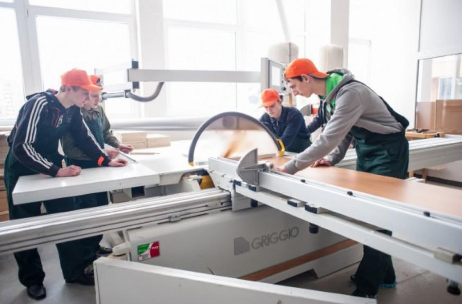 Per žiemos priėmimą į profesinio mokymo įstaigas šiemet priimta dvigubai daugiau stojančiųjų