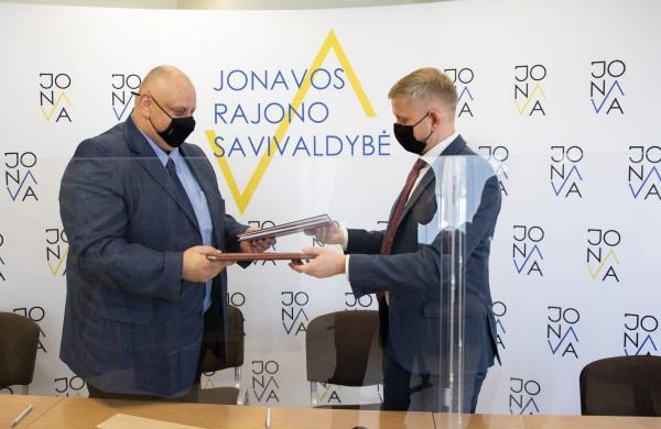 Jonava perka naują elektrinį autobusą