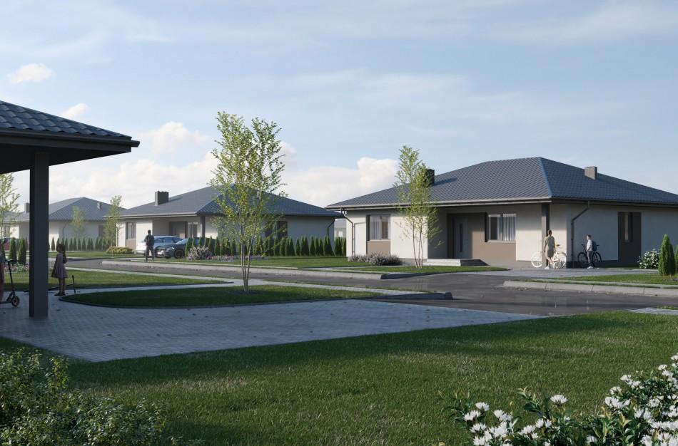 Šalia Jonavos kyla naujas individualių namų kvartalas