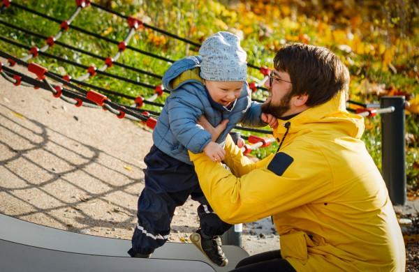 Visuomenei pristatytas tyrimas apie Lietuvoje tėčiams kylančius iššūkius