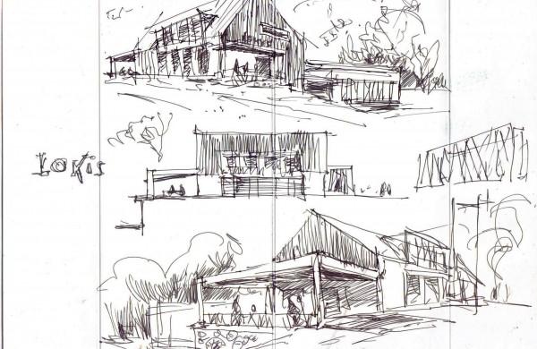 """Ketinama atnaujinti legendinio restorano """"Pas Lokį"""" pastatą"""