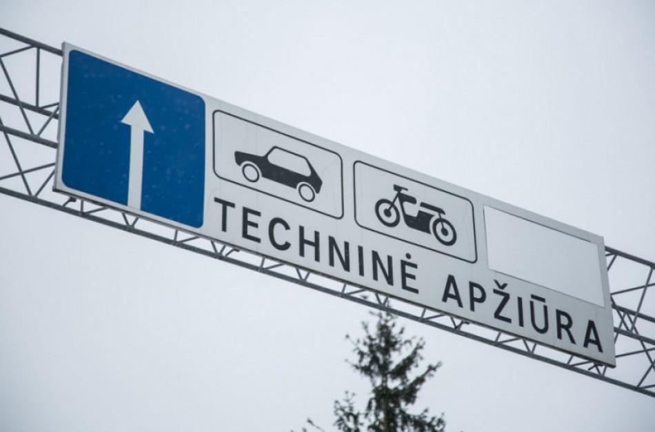 Nuo šiandien - naujos techninės apžiūros kainos