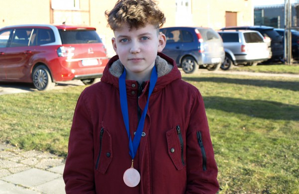 Du čempionatai – du sidabro medaliai