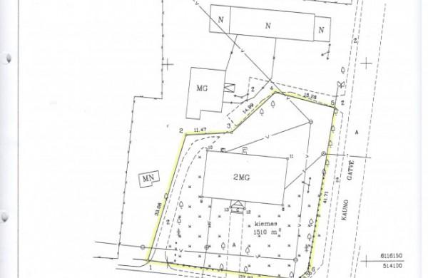 Patalpų Sodų g. 2-1A, Žeimių mstl., pardavimo aukcionas