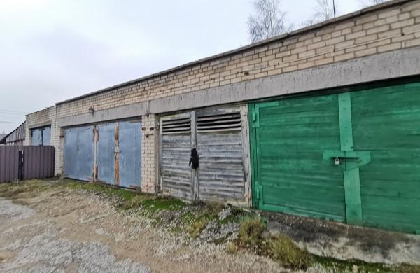 Garažo Beržų g. 2-3/Žeimių g. 76, Jonava, pardavimo aukcionas