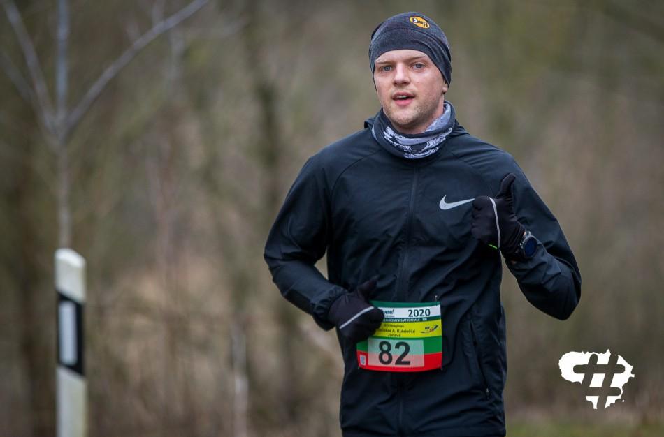Virtualus istorinis bėgimas Jonavoje pritraukė šimtus dalyvių