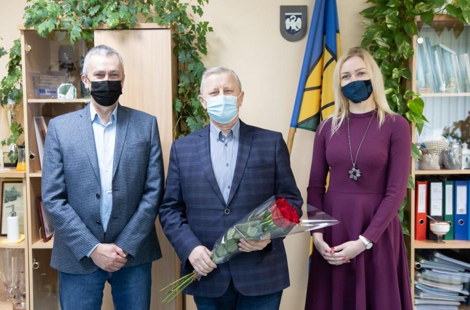 R. Samulevičiaus ir Žeimių mokyklų vadovai nepasikeitė