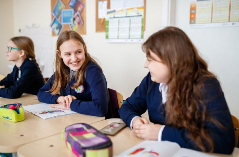 Grįžus į mokyklas – kuo mažiau kontaktų tarp skirtingų klasių mokinių